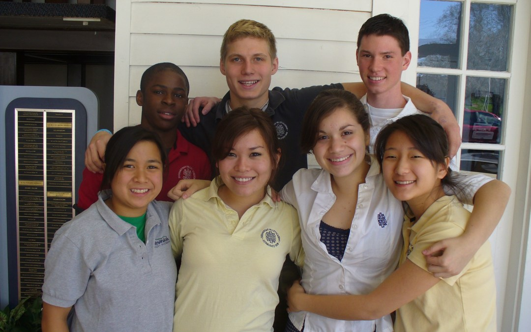 2009-2010 GHRoW Scholars.