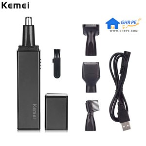 4 in 1 Rechargeable Trimmer by Kemei KM-6636