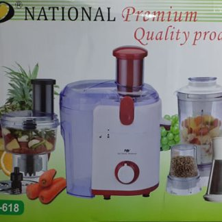 National Premium Food Processor FP-618