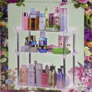 Omnipotent Transparent Organizer Shelf For Home