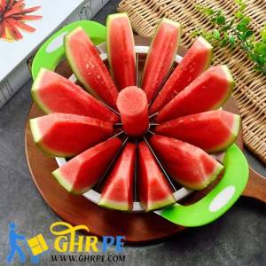 Watermelon Cutter Melon Slicer Stainless Steel