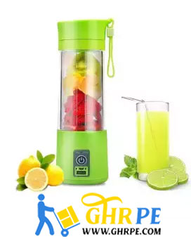 Portable Electric Juicer Cup Blender With Rechargeable Battery