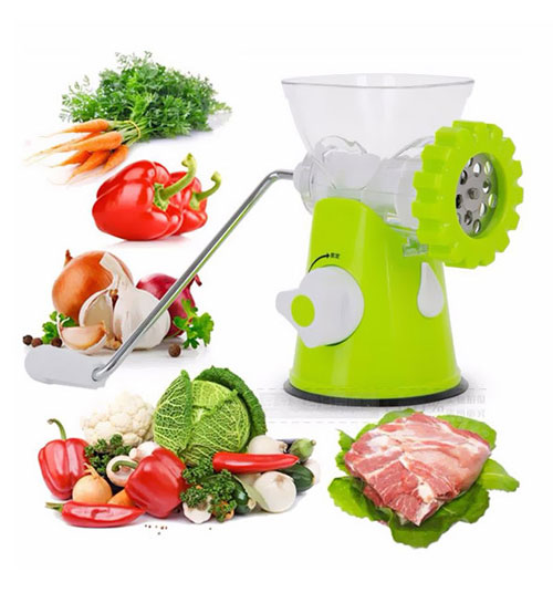 Manual Meat Mincer, Chopping Machine, Meat Grinder
