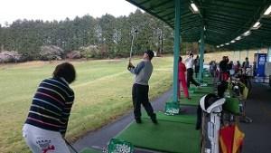 桜まつりゴルフ合宿#2