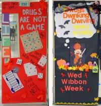 Door decorating contest | Gulf High School