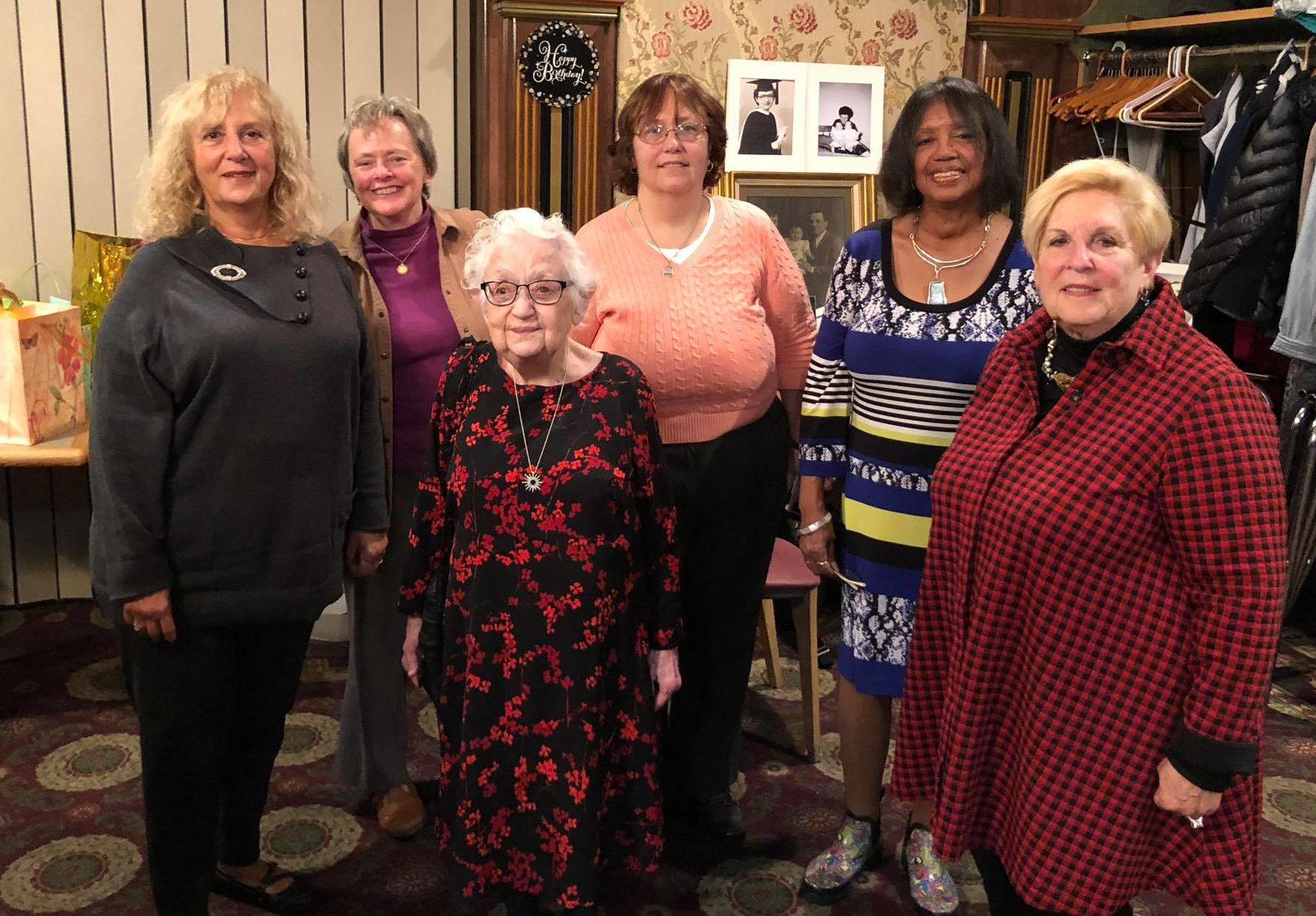 Dorothy Goldstein Kaperstein 95th Birthday 1