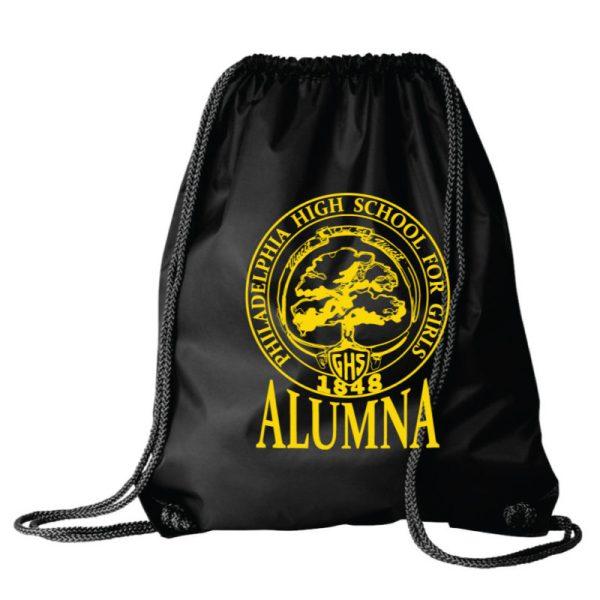 Girls High School of Philadelphia Alumna cinch bags with drawstring