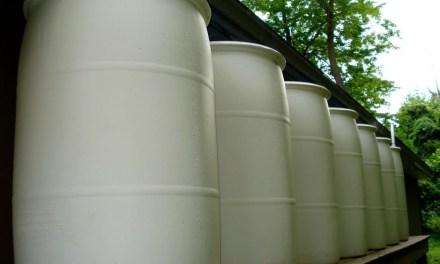 LA City Rain Barrel Distribution