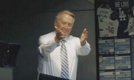 Vin Scully, All-Time Great, to Call His Last Dodgers Home Game Sunday