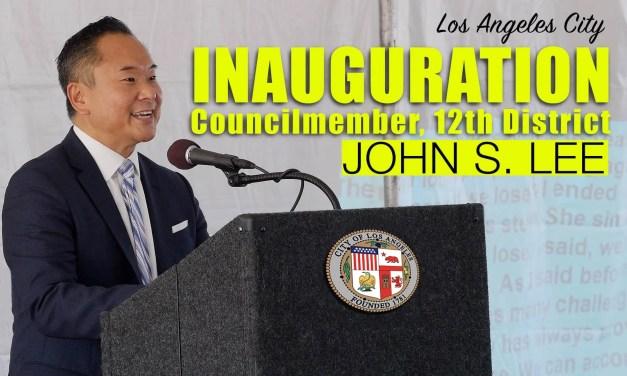 John Lee Inauguration Video – September 7, 2019