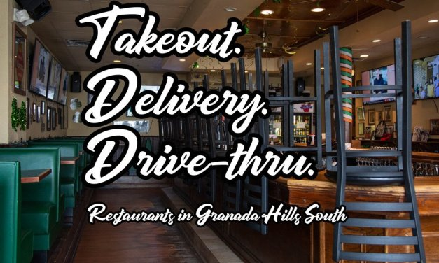 Restaurants in Granada Hills South