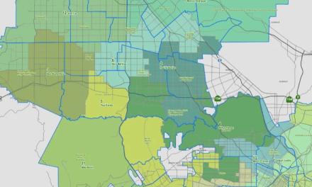 L.A. City Redistricting Update