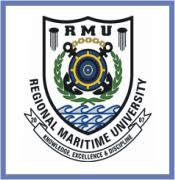 Regional Maritime Univerity Academic Calendar