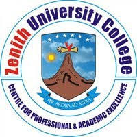 Zenith University College Admission Form