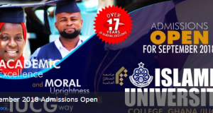 ICUG Admission Application Deadline