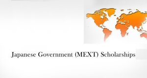 Japanese Government Postgraduate (MEXT) Scholarships