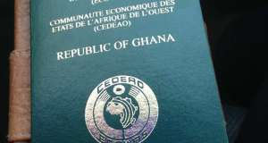Ghanaian Passport Now Valid