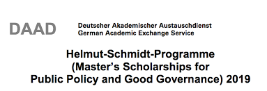 DAAD Helmut-Schmidt-Programme