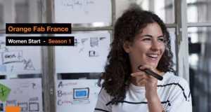 "Orange Fab France ""Women Start"" Program"