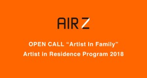 Artist in Residence ZERODATE (AIRZ) Residency Program