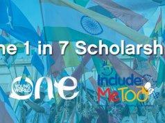 1 in 7 Scholarship