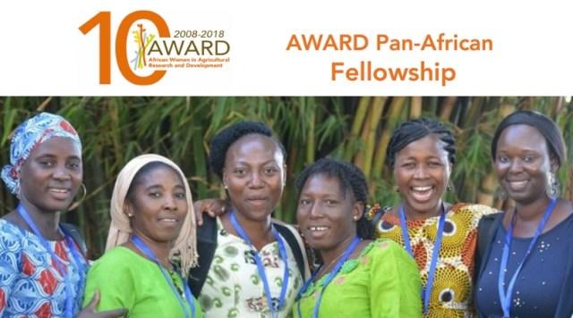 AWARD Pan African Fellowship