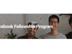 Facebook Research Fellowship Program