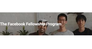 Facebook Research Fellowship Program