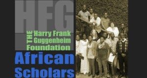Harry Frank Guggenheim Foundation African Scholars Program