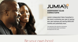 How to Become A Jumia Sales Consultant in Ghana