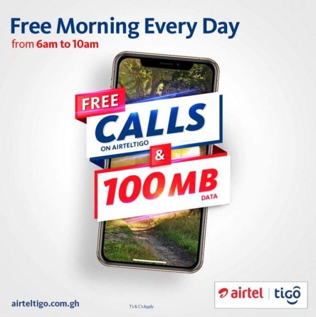 AirtelTigo Free Morning