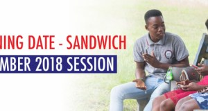 UEW Sandwich Reopening Date