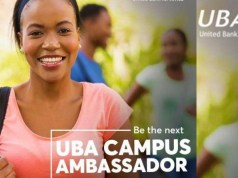 UBA Campus Ambassadors Program
