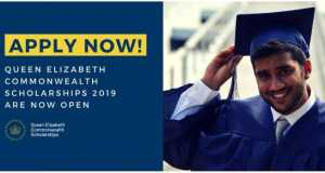 ACU Queen Elizabeth Commonwealth Scholarships