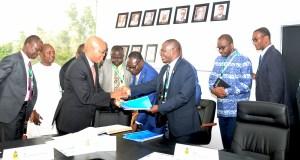 Three Sierra Leonean Universities Partner KNUST