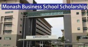 Monash University Business School Scholarship