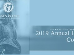 Rosen & Ohr Scholarship Program