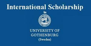University of Gothenburg International Scholarships