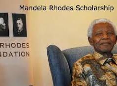 Mandela Rhodes Scholarships