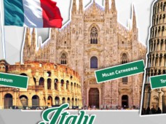 Italy Visa Application Fees in Ghana 2019