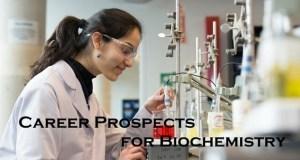 Biochemistry Careers