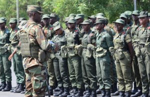 How To Join The Ghana Armed Forces