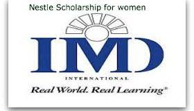 Nestlé MBA Scholarships
