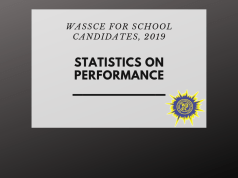 Integrated Science and Social Studies Statistics
