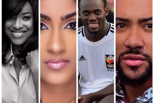 Most Followed Ghanaian Celebrity on Instagram