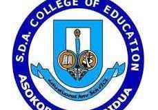SDA College of Education Recruitment for Vice Principal
