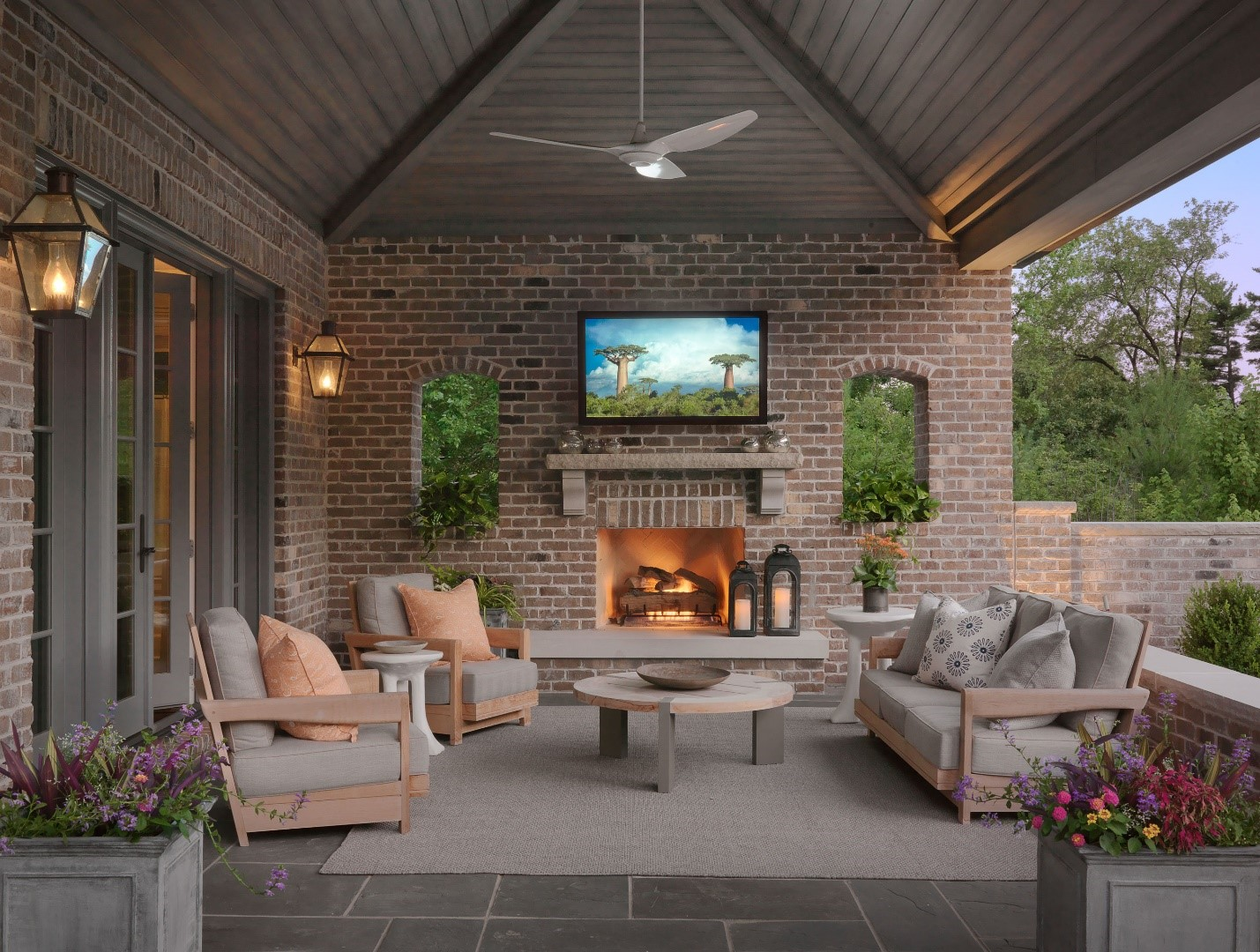 outdoor tv installation ght group