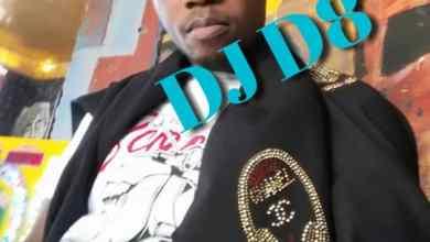 Photo of DJ D8 – AFRO GBE BODY EH (MIXTAPE)