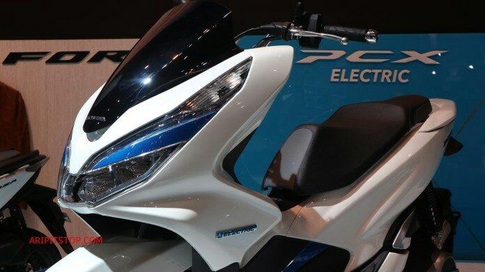 Honda Community Honda All New Pcx 150 Electric Hadir Ramaikan Imos