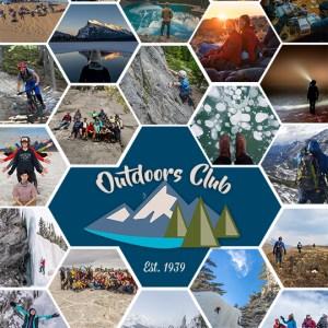 University of Alberta Outdoors Club Brand
